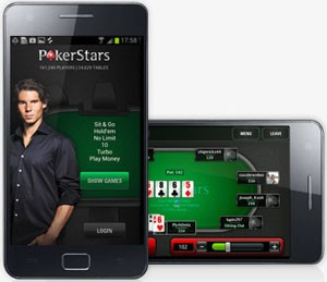 poker stars android screenshot