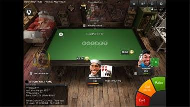 unibet android screenshot