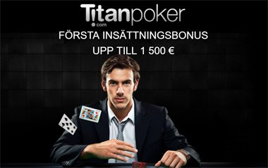 Titan Poker bonusinfo
